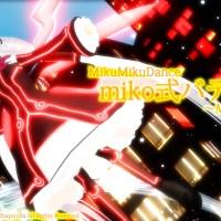 MMDキャラクター downloads