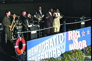 The Democratic National Convention