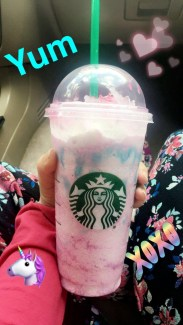unicorn frap