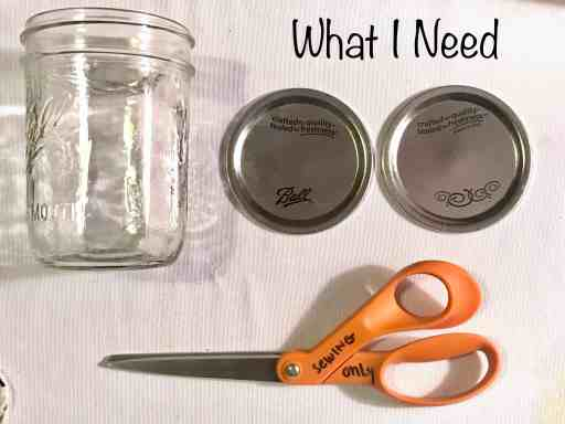 easy pom pom making materials