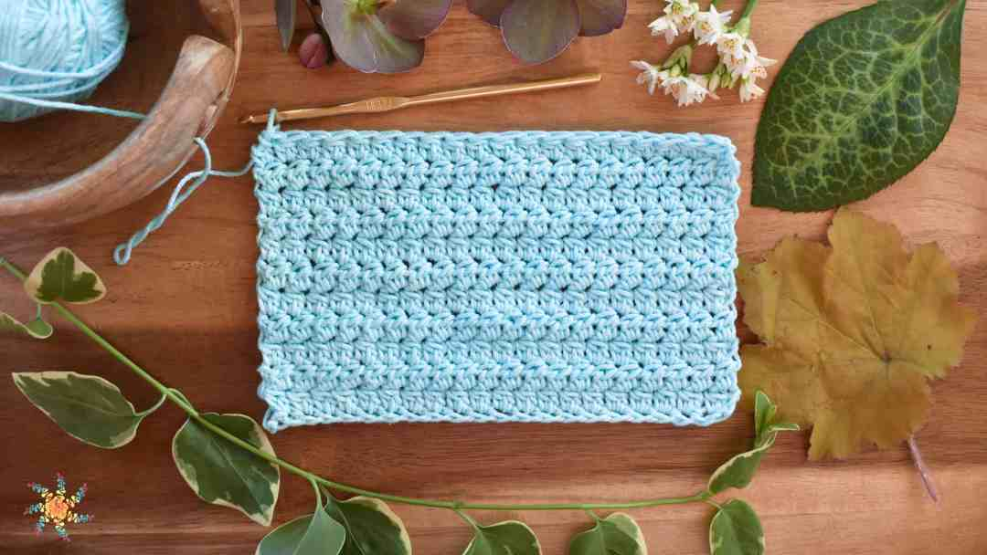 How To Crochet Lotus Bud Stitch By Lilinette Crochet Crochet