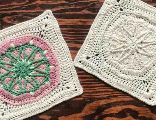 Crochet Alongs – Stardust Gold Crochet