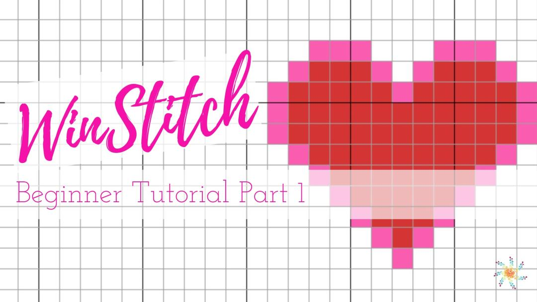 WinStitch Tutorial Graphic