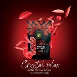 Red Crystal Kratom
