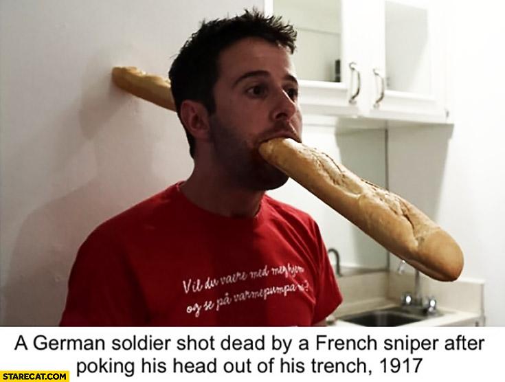 American Soldier Shooting German Soldier Meme Insidermemetrading