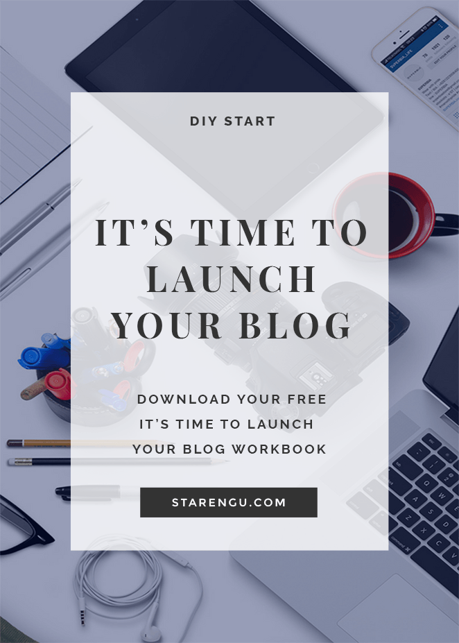 It's Time to Launch Your Blog Post Template