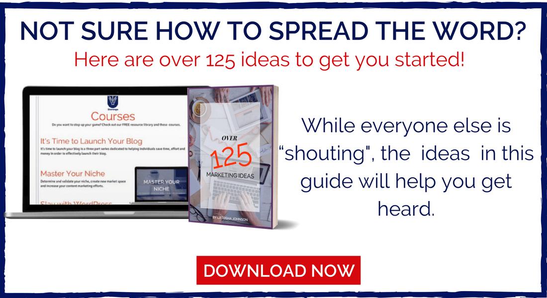 Starengu's Over 125 Marketing Ideas-Ways to Promote Your Brand
