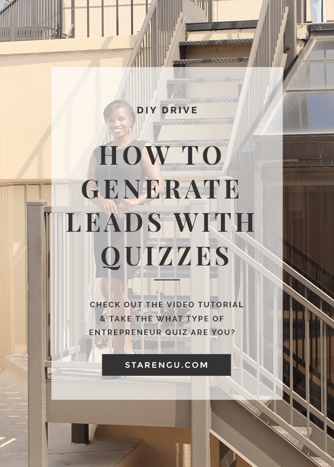 How to Generate Leads with Quizzes