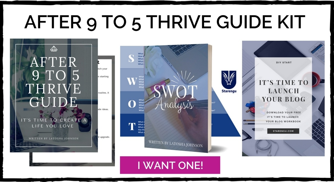 Starengu's After 9 to 5 Thrive Guide Kit Photo