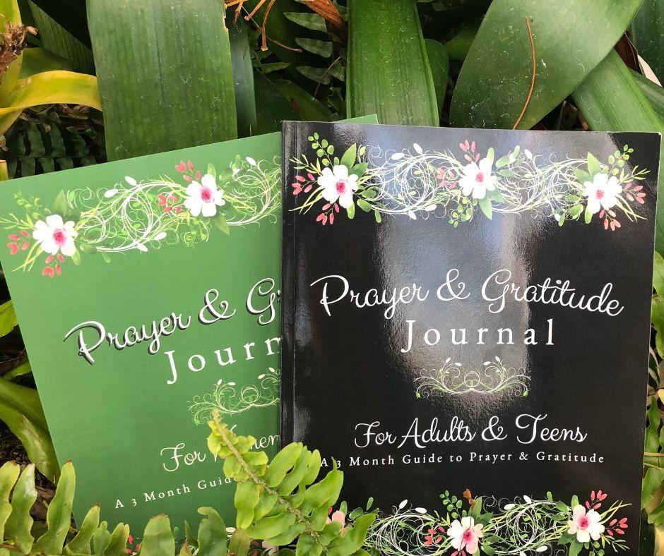 LaTosha Johnson Prayer & Gratitiude Journal
