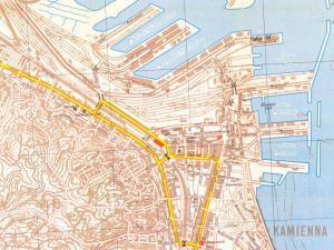 Plan Miasta Gdyni z 1939r.