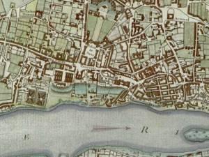 Plan Miasta Warszawy z 1790r.