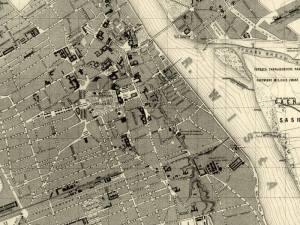 Plan Miasta Warszawy z 1879r.
