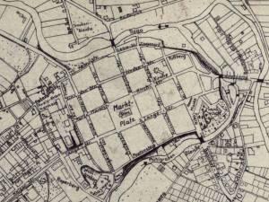 Plan Miasta Trzebiatowa