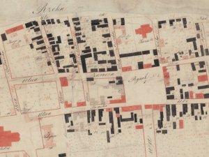 Plan Miasta Włocławka z 1824r.