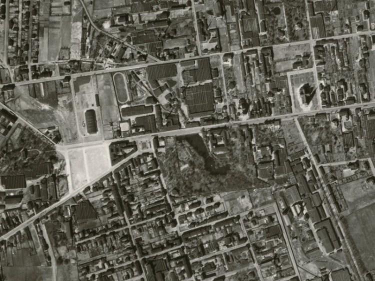 Zdjęcie Łodzi z 1942r.