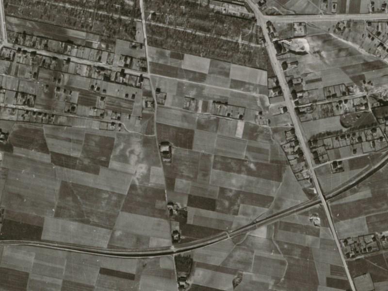 Zdjęcie lotnicze Łodzi z 1942r. (04)