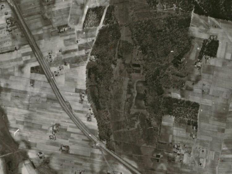 Zdjęcie lotnicze Łodzi z 1942r. (18)