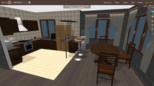онлайн дизайн интерьера квартиры бесплатно 5