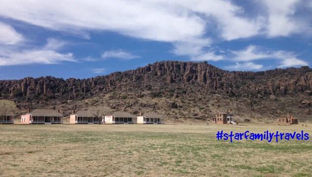 Visiting Our National Parks — Ft. Davis Historical Site, Pt. 2
