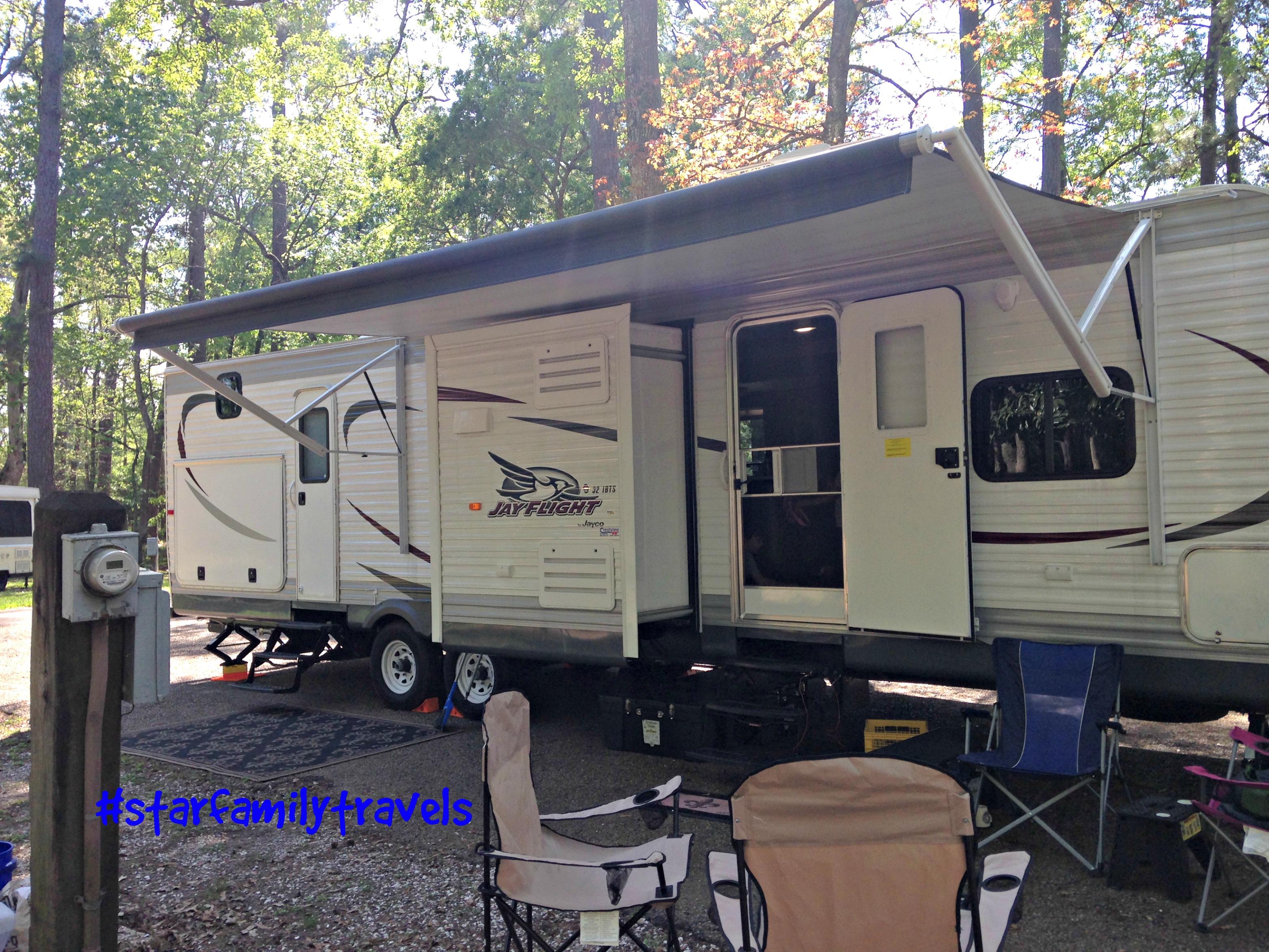 Louisiana State Park Travel
