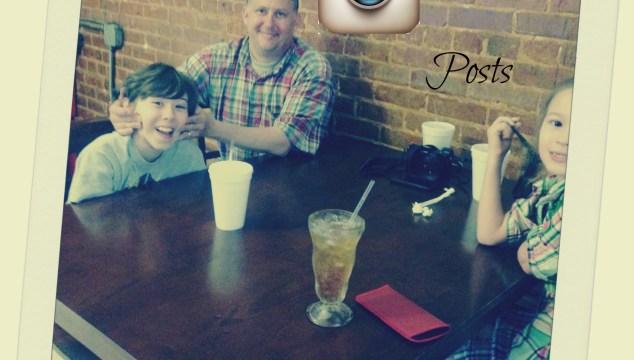 Behind the Instagram Posts
