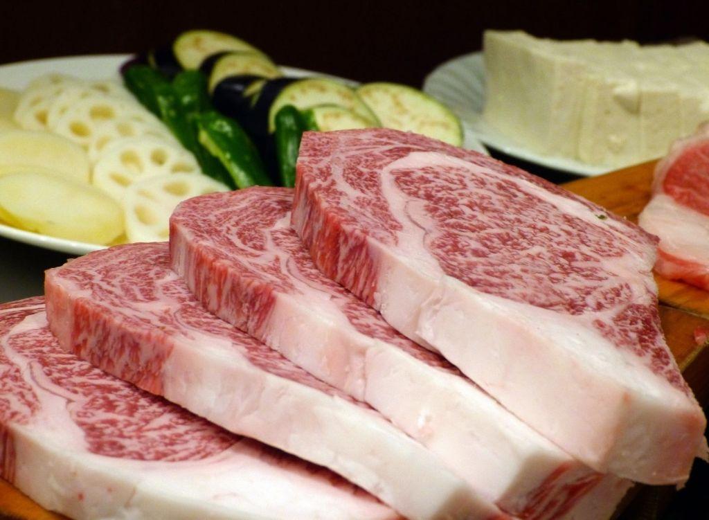 Grade Daging Wagyu Jepang