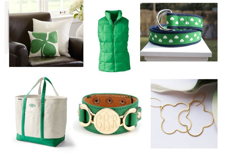 A Few of My Favorite (Green) Things…