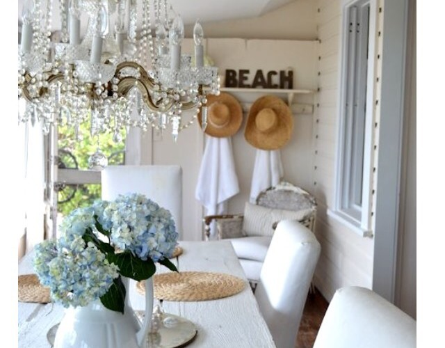 Totally Coastal Tuesday: Casey Key Beach House