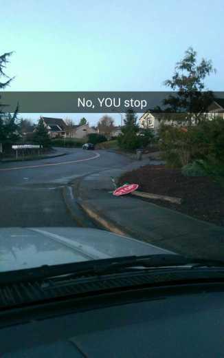 No YOU Stop