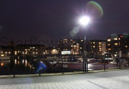 Limehouse docks