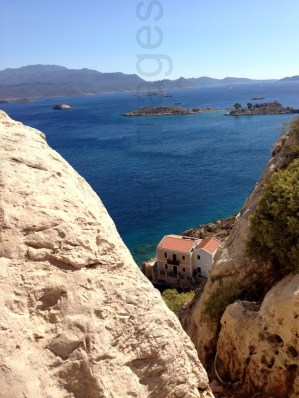 Meis Greek Island, Turkey