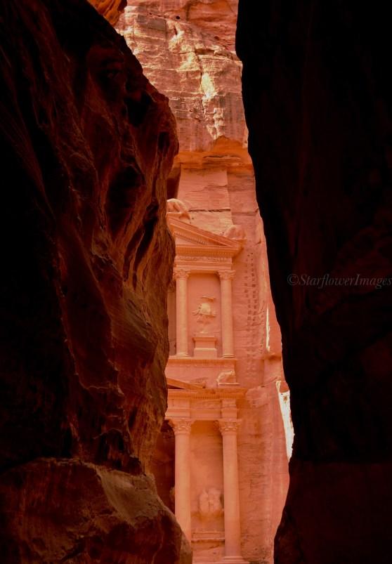 The Treasury, City Petra, Jordan