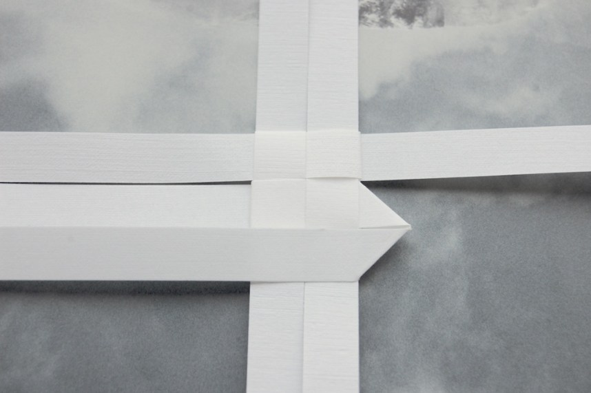 Trin 7 hvordan fletter man julestjerner lav retvinklede trekanter nemt således