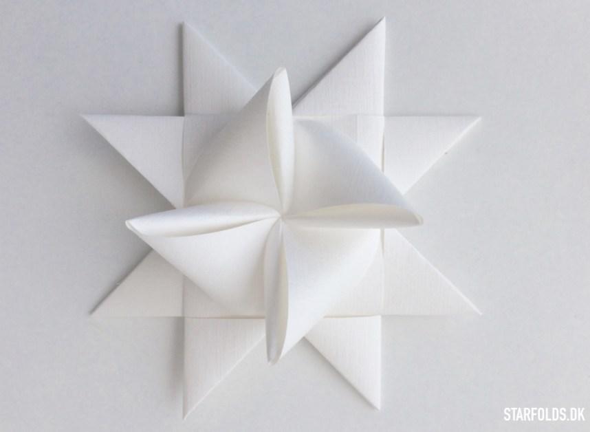 Flette stjerne - Flet julestjerner i fem varianter