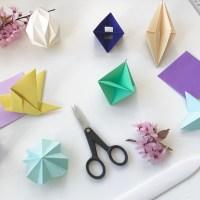 6 forårsideer til kreative stunder med papir