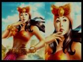 Darna - art by Joey Mariano