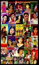 COVERS - 1970-2012 print media