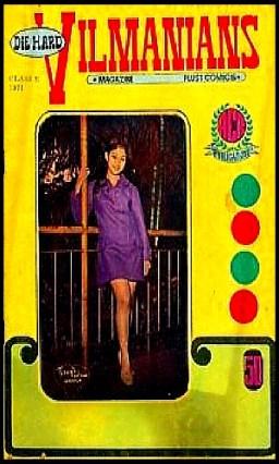 COVERS - 1971 Die Hard Vilmanians