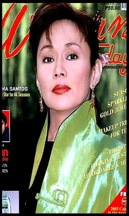 COVERS - 2004 Womans Dec