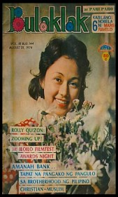 COVERS - 1970S Bulaklak 1974