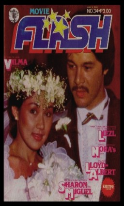 COVERS - Movie Flash 1983 June