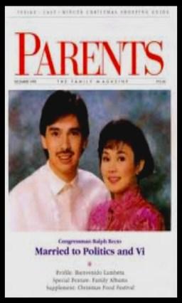 COVERS - Parents 1990s
