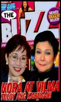 COVERS - The Buzz Oct 2011