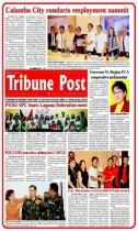 COVER - Tribune 2014