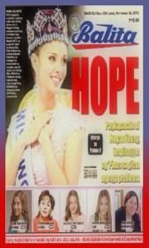 COVERS - 2013 Balita Mega Young