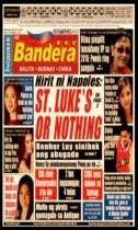 COVERS - 2014 Bandera