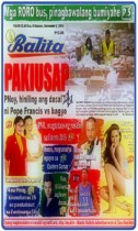 COVERS - Balita Dec 6 2014