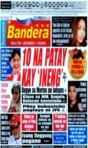 COVERS - Bandera Tabloid Aug 2015