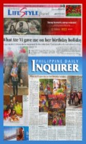 COVERS - Inquirer 2011
